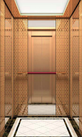 Лифт пассажирский DP Antic gold