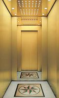 Лифт пассажирский DP Saffron gold