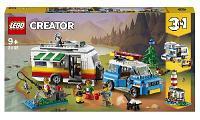 Конструктор LEGO Creator Отпуск в доме на колесах 31108