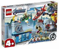 Конструктор LEGO Super Heroes Мстители: гнев Локи 76152