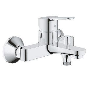 Смеситель для ванны с изливом Grohe BauEdge, настенный монтаж, хром 23334000