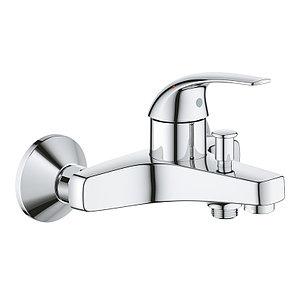 Смеситель для ванны GROHE BauCurve, настенный монтаж 23599000