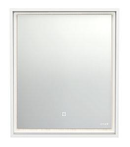Зеркало LOUNA 60 с подсветкой прямоугольное универсальная белый