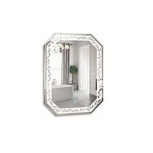 "Зеркало Континент ""Paris LED"" (600x800)"