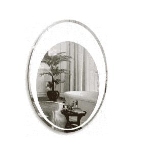 "Зеркало Континент ""Sicilia LED"" (570x770)"