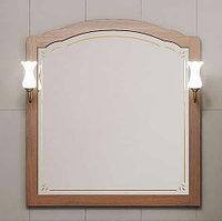 Зеркало Лоренцо 100, цвет свет.орех