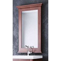 Зеркало Палермо 50, цвет свет. орех