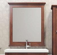 Зеркало Палермо 75, цвет свет.орех