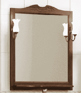 Зеркало Клио 80, цвет нагал