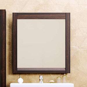 Зеркало Лаварро 80, цвет венге