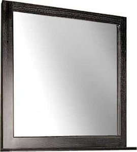 Зеркало, ЖЕРОНА, 105, черное серебро