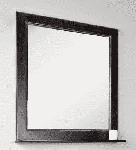 Зеркало, ЖЕРОНА, 85, черное серебро