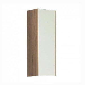 Шкаф, 1 створка, ЙОРК, белый, дуб, сонома