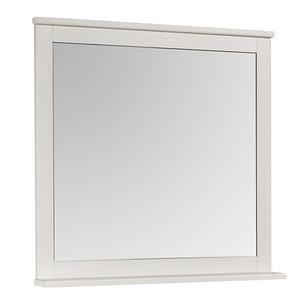 Зеркало, ЛЕОН, 80, дуб, белое