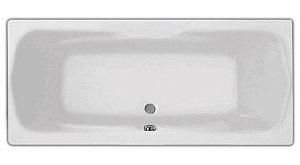 Ванна акриловая SANTEK КОРСИКА 180Х80 белый (Без монтажного комплекта) 1WH111981