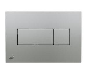 М 372 Кнопка управления для скрытых систем инталяции. хром-мат
