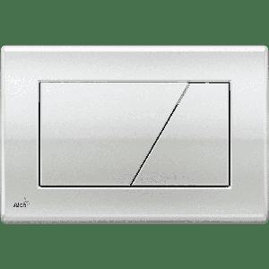 M171 Кнопка для управления скрытых систем инсталляции, хром-глянец