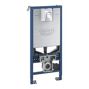 39603000 Rapid SLX комплект 3 в 1 для подвесного унитаза: инсталляция(39596000)(3855800m)(37535000)
