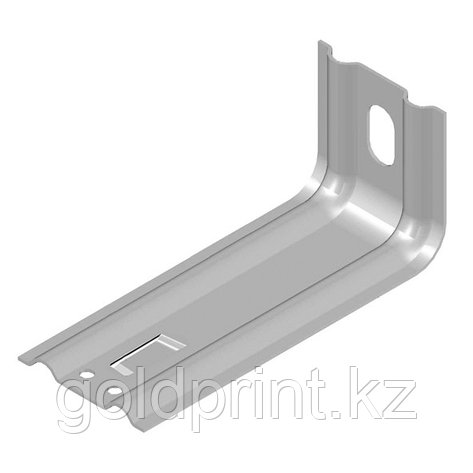 Крепежный кронштейн КК 50×120 2мм для вентилируемых фасадов, фото 2