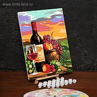 Картина по номерам на холсте с подрамником «Натюрморт» 30х40 см