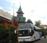 Автобусы бизнес класса
