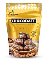 Финики в шоколаде МОЛОЧНЫЙ Chocodate Exclusive Real Milk 100g Pouch V2