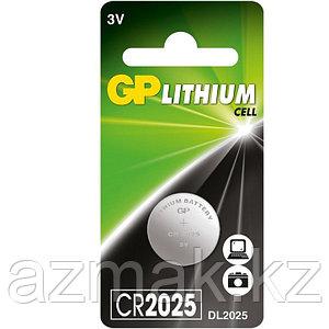 Батарейки GP CR2025 С1