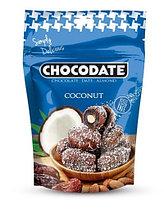 Финики в шоколаде Кокос Chocodate Exclusive Real Coconut 250g Pouch V2