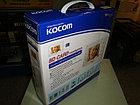 Домофон цветной сенсорный KOCOM KCV-А374 +KC-MC24, фото 3