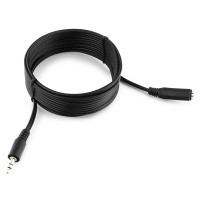 Кабель аудио удлинитель Cablexpert CCA-423-3M, джек3.5, 3м