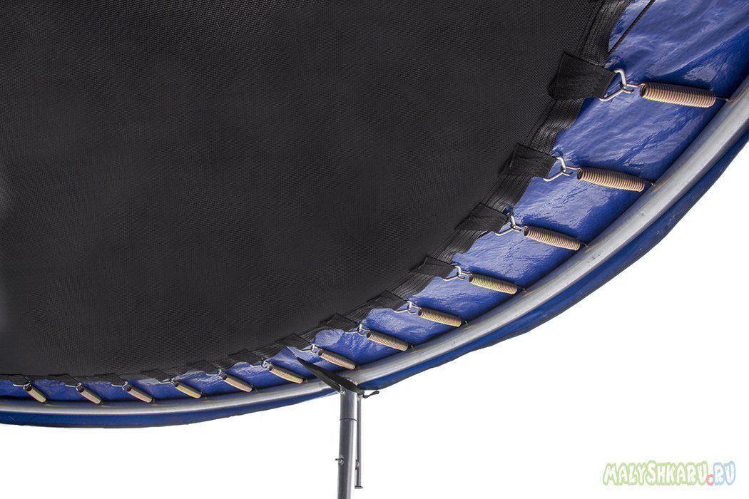 Каркасный батут 183см с защитной сеткой - фото 2