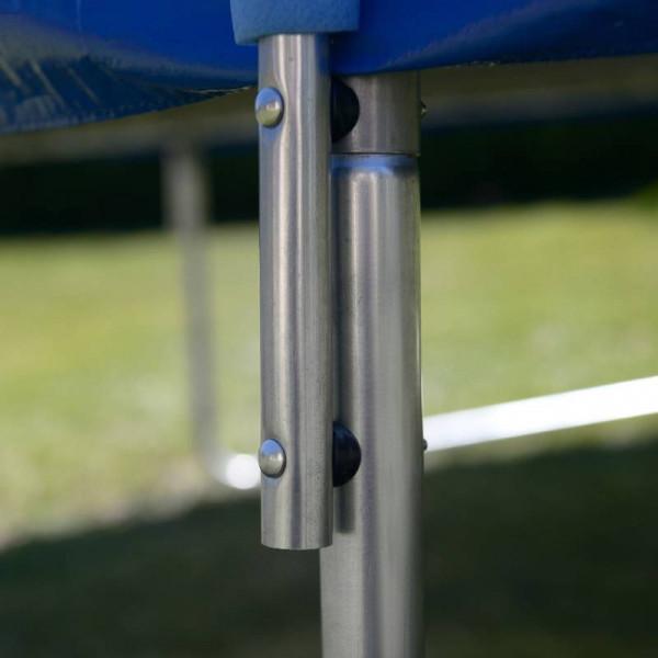 Каркасный батут 183см с защитной сеткой - фото 3