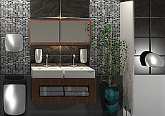 Breez Mercury Диспенсер для туалетной бумаги Jumbo, фото 3