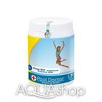 Хлор 90Т - Хлор Лонг в таблетках (200гр.) 1 кг Pool Doctor