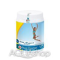 Хлор 60 - ударный (Дихлор 60) 1 кг Pool Doctor