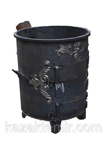 Подказанник, печь под казан, фото 2