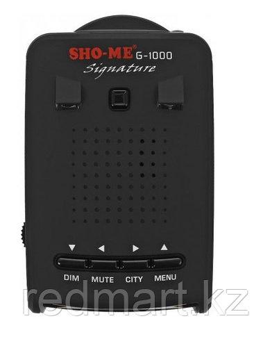 Радар детектор Sho-me G1000 Sg