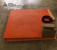 Весы платформенные электронные напольные ВП-П 5000 кг (5 тонн)
