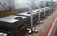 Весы платформенные электронные из нержавеющей стали ВП-П 1000 кг (1 тонна)