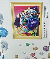 Алмазная мозаика размер 40х50