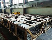 Весы платформенные электронные из нержавеющей стали ВП-П 5000 кг (5 тонн)