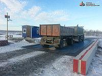 Автомобильные весы бесфундаментные ВТА 60 тонн