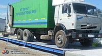 Автомобильные весы бесфундаментные ВТА 80 тонн