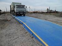 Автомобильные весы стационарные ВТА 100 тонн