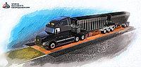 Поосные автомобильные весы ВТА-ДС 150 тонн