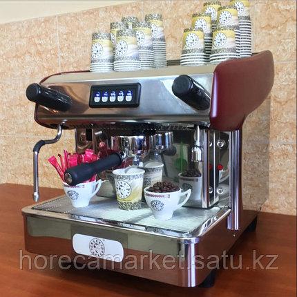 Кофеварка рожковая -ЭСПРЕССО GCGNA2SCJ2MN, фото 2