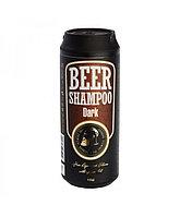 Восстанавливающий шампунь с аргановым маслом The Chemical Barbers Beer Shampoo Dark 440 мл