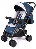 Прогулочная коляска Tomix Cosy V2 темно-синий