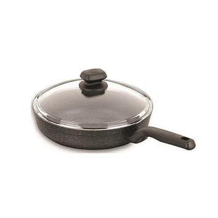 Сковородка с крышкой Korkmaz Ornella 24x4.7 см