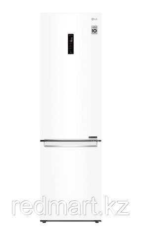 Холодильник LG GA-B509SVUM белый